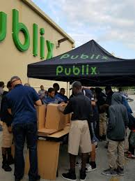 publix on thanksgiving food drive at publix store 454 in