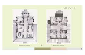 Historic Floor Plans Residential Historic Preservation Portfolio