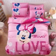 minnie mouse bedroom set disney baby minnie complete crib bedding