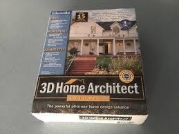 3d home design microsoft windows total 3d home design 9 for windows 7 99 picclick