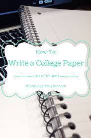 how to write college paper 267 best college schemes images on pinterest follow along and learn how to write a perfect college paper for every subject