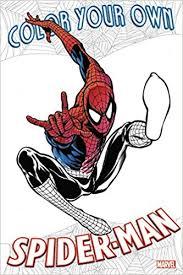 amazon color spider man 9781302903701 books
