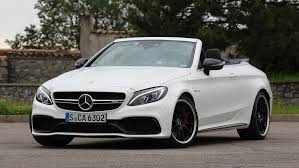 lowered amg review 2017 mercedes amg c63 s cabriolet