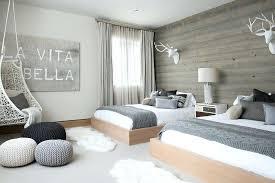 chambre ou deco scandinave chambre ou poufs pour la home swe home bedrooms