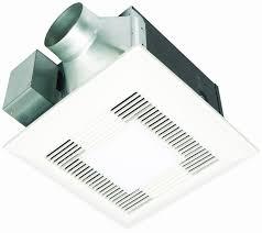 Bathroom Fan Light Combination by Panasonic Fv 11vql5 Whisperlite 110 Cfm Ceiling Mounted Fan Light