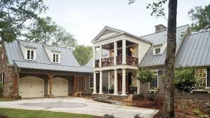 southern living garage plans the kousa creek house this is our house of course its