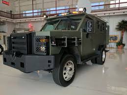 civilian armored vehicles used armored cars