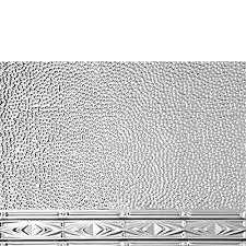 Art Deco Aluminum Backsplash Tile - Aluminum backsplash