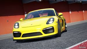 cars characters yellow assetto corsa porsche pack ii on steam