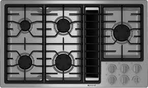 Design Ideas For Gas Cooktop With Downdraft Jenn Air Gas Cooktop Downdraft Ventilation Slisports In Range