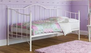 lucetta metal day bed bensons for beds