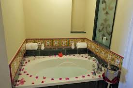 White House Bathtub Candlelight Dinner Picture Of Sandals South Coast White House