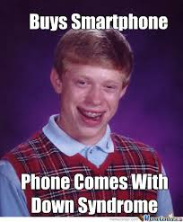 Smartphone Meme - brian buys smartphone by aztecking meme center