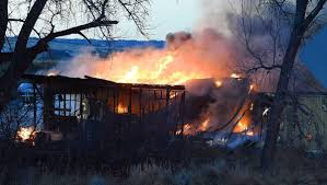 lockwood house burns to the ground on thanksgiving