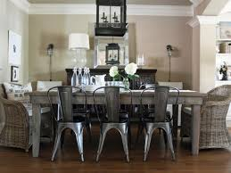 distressed dining room sets excellent image of dining room decoration u sing grey metal