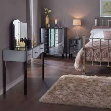 mirrored living room furniture mirrored furniture mirrored bedroom furniture dunelm