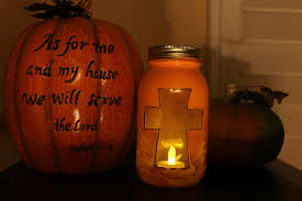 Mason Jar Halloween Lantern Light Of Jesus Lanterns Egglo Entertainment