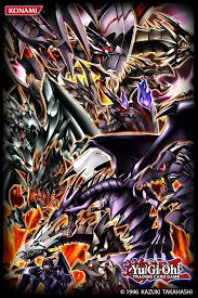 the red eyes dragons card sleeve by alanmac95 on deviantart