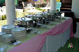 how to set a buffet table with chafing dishes outstanding how to set a buffet table with chafing dishes gallery