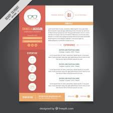 creative resume templates free download psd design logo 4 creative resume template download free psd file free download