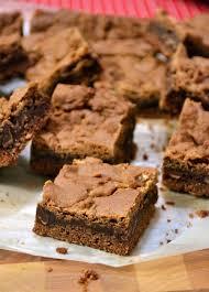 boyfriend brownies caramel brownies