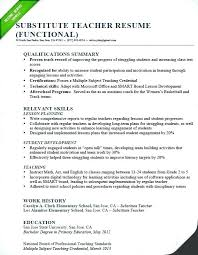 functional resume template pdf functional resume template pdf resume sle substitute