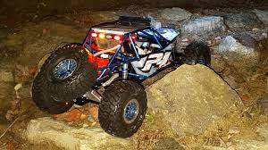 rear race light bar pro line project garage transforming axial s rr10 bomber into a