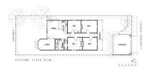 house in chayagasaka tetsuo kondo architects archdaily floor plan