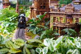 Train Show Botanical Garden by New York Botanical Garden Holiday Train Show U2013 Ramshackle Glam