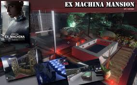 Ex Machina by Ex Machina Mansion Gta5 Mods Com