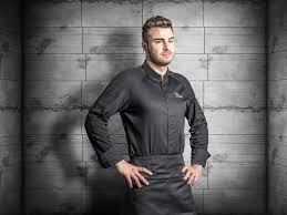 clement veste cuisine veste de cuisine clément modèle forza