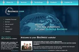 free templates for business websites 45 free and high quality css xhtml business website templates