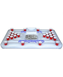 Hockey Beer Pong Table Drinking Products U0026 Accessories For Fraternity Party U2013 Frattoys