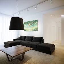 minimalist bedroom interior design in small loft area throughout