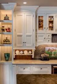 this traditional kitchen is a visual work of art amid the ordinary