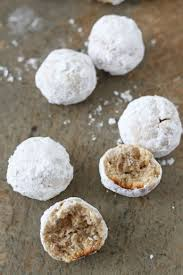 healthier snowball cookies recipe runner