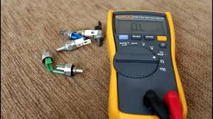 combi boiler temperature sensor test thermistor test youtube