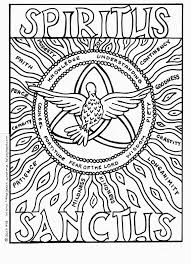 pentecost coloring page coloring pages pinterest holy spirit