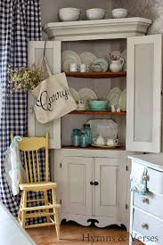Shabby Chic Corner Cabinet by Aha Moments Corner Cabinet U2014 Mango Reclaimed