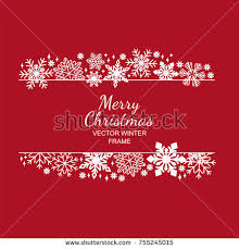snowflake frame stock images royalty free images vectors