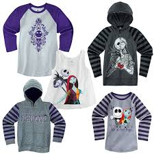 new frightfully products from tim burton s the nightmare before