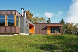 dallas pole barn house exterior contemporary with studio outdoor