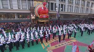 rosemount hs marching band performs in macy s parade story kmsp