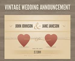 wedding announcement template 21 wedding announcement templates free sle exle format