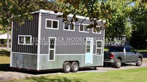 Tiny Home Builders by Mini Mansions Tiny Home Builders Features The Relax Shack Model