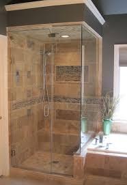 dark travertine tile bathroom amazing tile