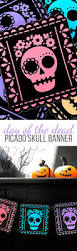 halloween cloth diapers halloween day of the dead picado skull banner see vanessa craft