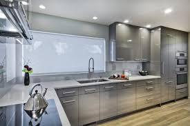 contemporary kitchen cabinets gloss grey contemporary kitchen cabinets