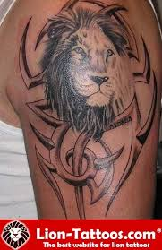lion tattoos exclusive lion tattoos that you must see