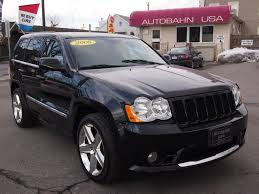 cherokee jeep srt8 2008 jeep cherokee srt8 news reviews msrp ratings with